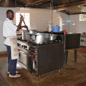 Maggio 2013_ Completamento lavori cucina