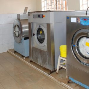 Maggio 2013_ Completamento lavori lavanderia