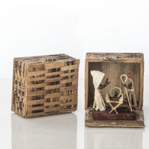 Presepe in scatola