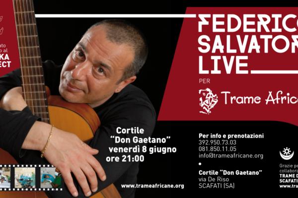 Federico Salvatore Live!
