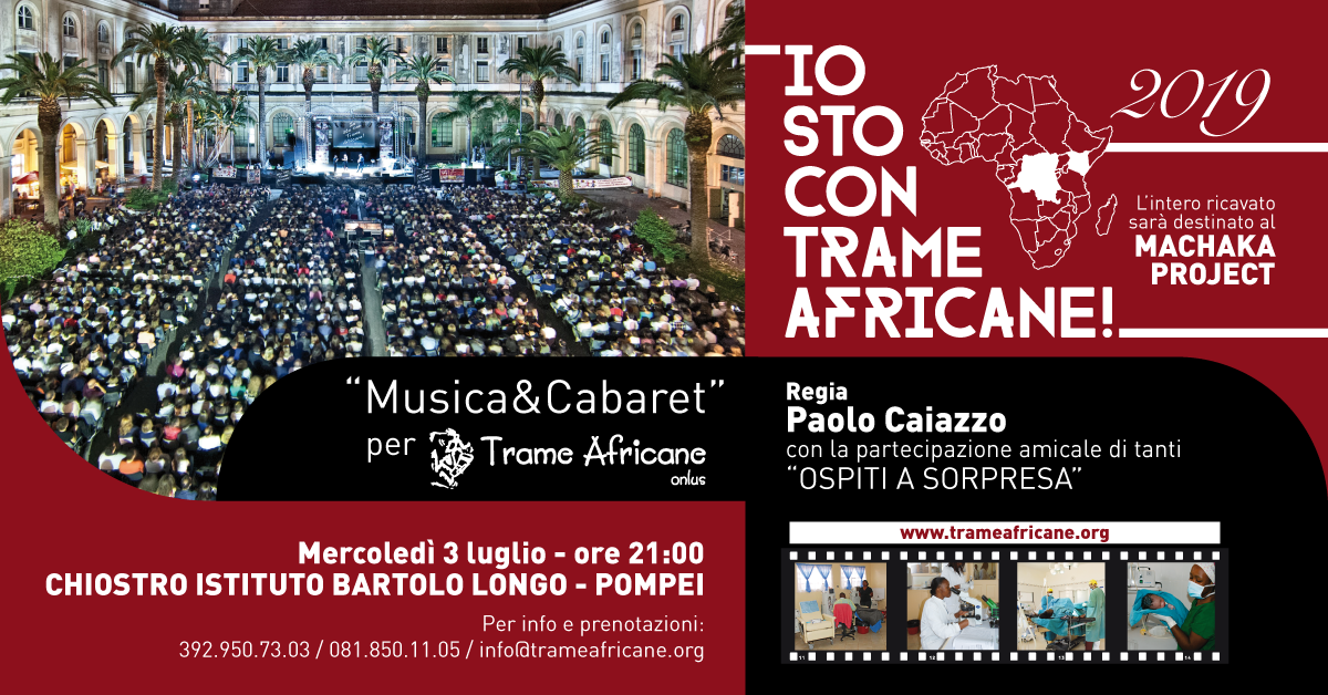 evento solidarietà