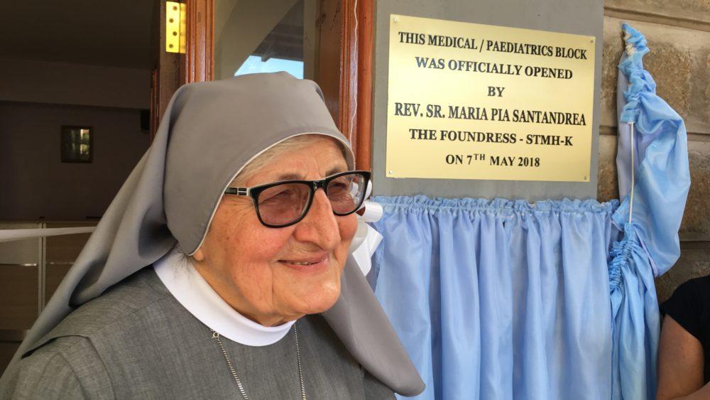 sister maria pia