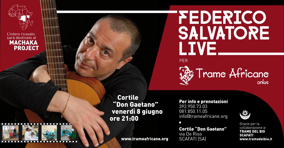 Federico Salvatore Live