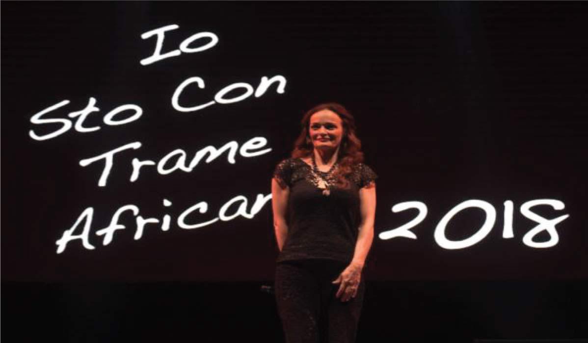 Valentina Stella tra canzone e solidarietà