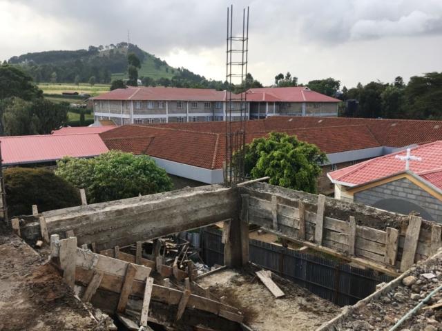 ospedale di kiirua work in progress