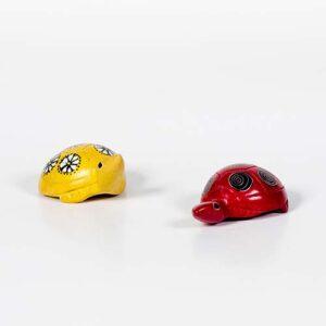Tartaruga in pietra saponaria